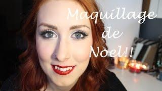 Maquillage des fêtes!! Thumbnail