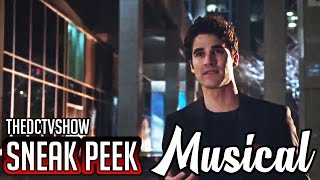 The Flash 3x17 Supergirl Musical Sneak Peek #6 DuetSeason 3 Episode 17 Preview