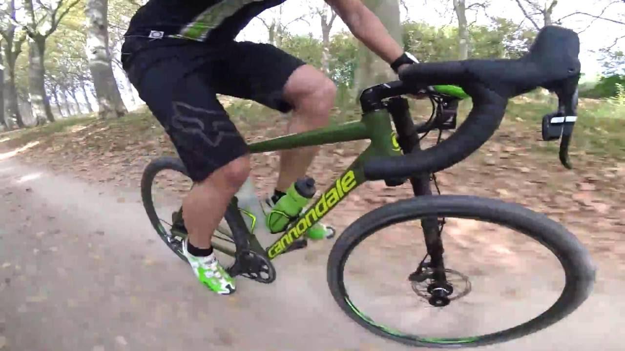 e3b70f6fb20 gravel cannondale slate cx1 - YouTube