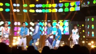 BTOB - WOW, 비투비 - 와우, Music Core 20121013