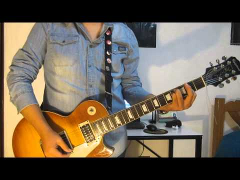 Arctic Monkeys -  Library Pictures  (Guitar Cover)