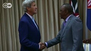 John Kerry afanya ziara Kenya: Papo kwa Papo 22.08.2016