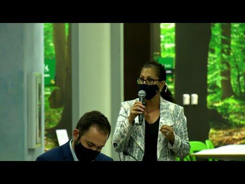 JA CEO and JA Board Member, Event Sponsor Address Broward Legislative Delegation