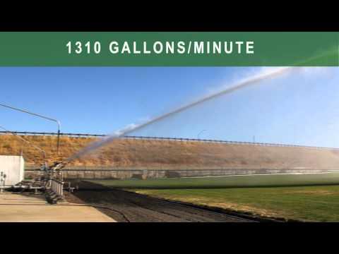 Irrigation sprinkler operation at belvue farm funnycat tv for Irrigatori nelson