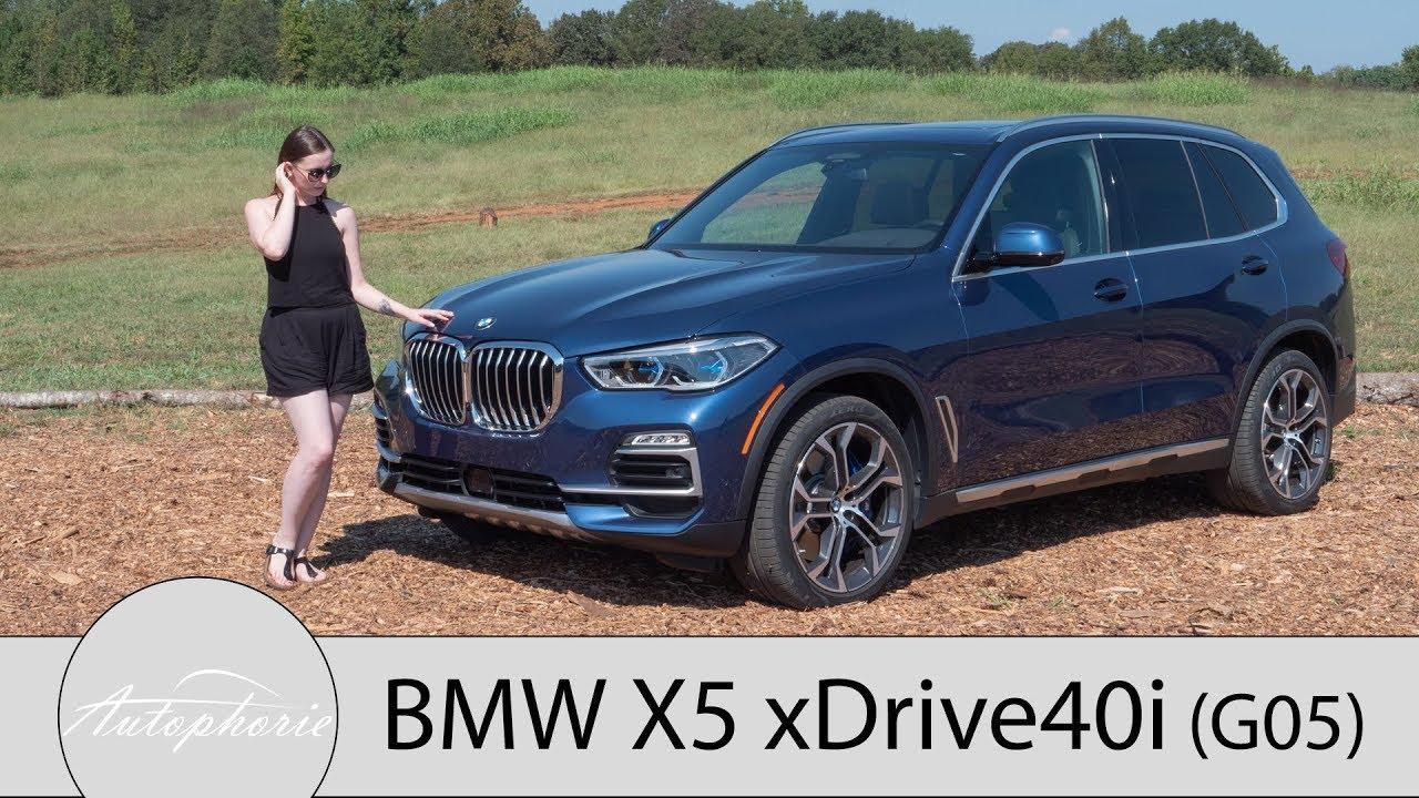 2019 Bmw X5 Xdrive40i G05 Fahrbericht On Und Off Road Technik Wunder Autophorie