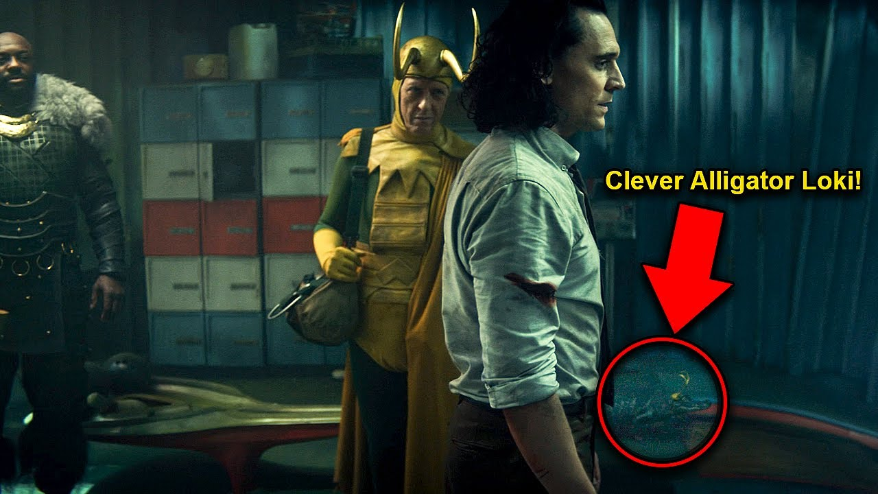 I Watched Loki Ep. 5 in 0.25x Speed and Here's What I Found