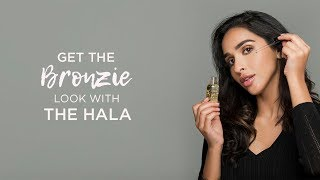 GIMME GLOW X THE HALA  - Bronzie Look