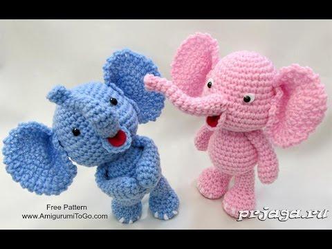 вязание игрушек крючком видео 2019 Knitting Crochet Toys