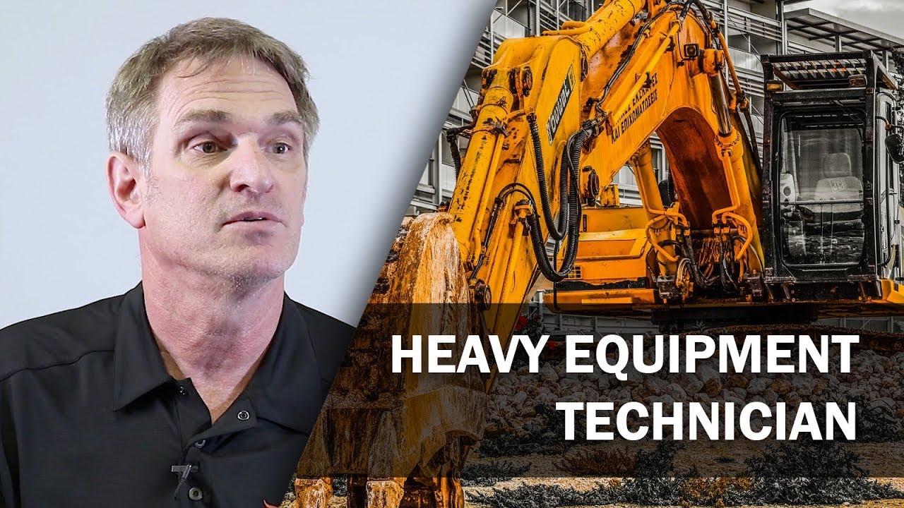 Job Talks - Heavy Equipment Technician