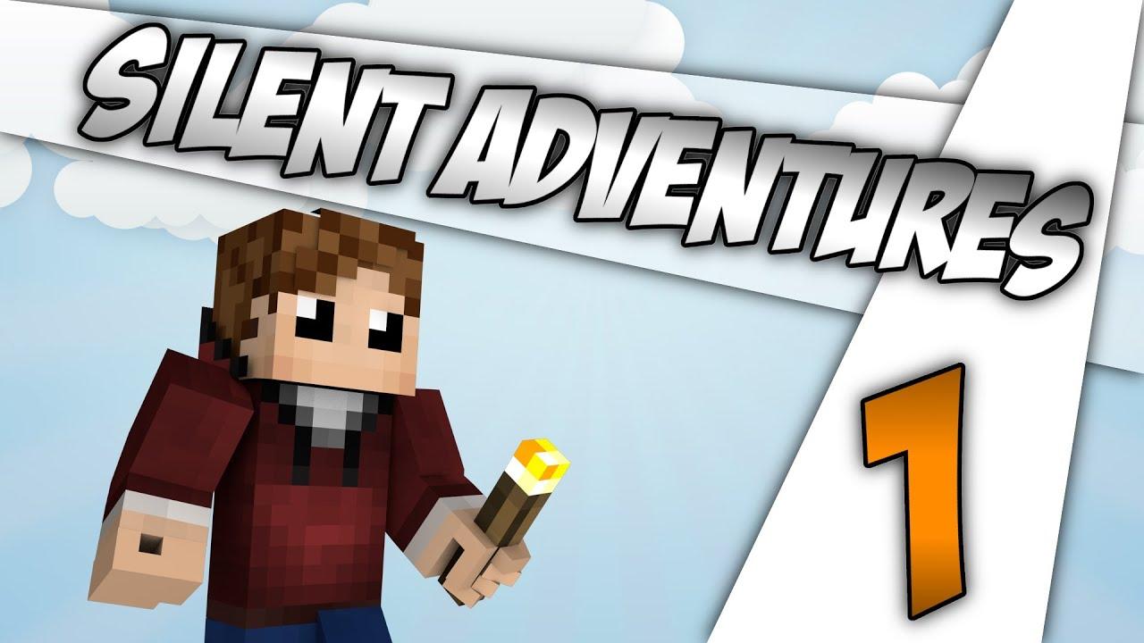 Silent Adventures #1 : Video Games - ───────────────────────────────────────────────