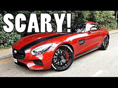 MY MERCEDES AMG TRIED TO KILL ME!!