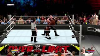 WWE 2k15 PC Mods - Booker T Hair Mod (Beta Mod)