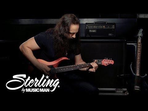 John Petrucci Demos His Sterling by Music Man Majesty - MAJ100