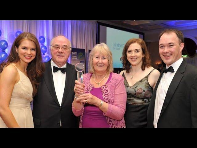 Highlights - Blue Insurances Travel Media Awards 2014 - Clyde Court Hotel Dublin - Fri 28th Nov 2014