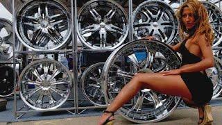 Интересный подбор дисков для вашего авто