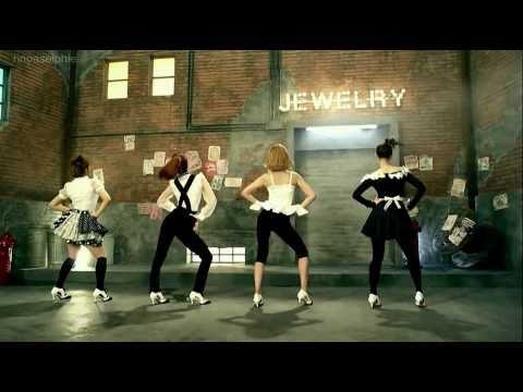 [1080p HD / FAST MODE] Jewelry (쥬얼리) - Back It Up