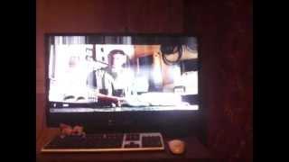 Ремонт телевизора - дефект матрицы