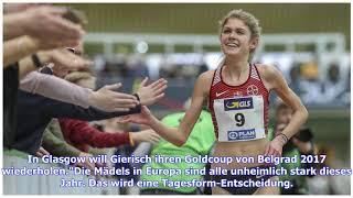 Leichtathletik: Konstanze Klosterhalfen läuft deutschen Rekord bei Hallen-DM
