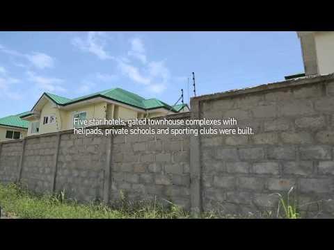 GHANA: Takoradi boom town