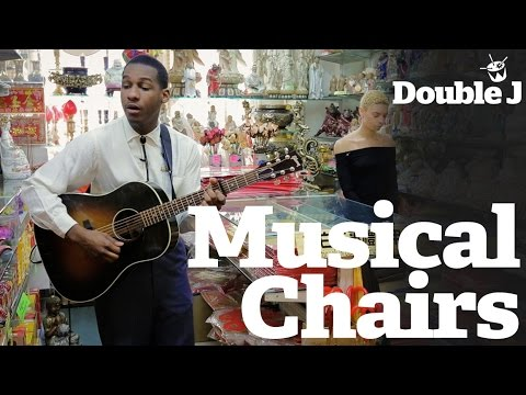Leon Bridges - River (live for Musical Chairs)
