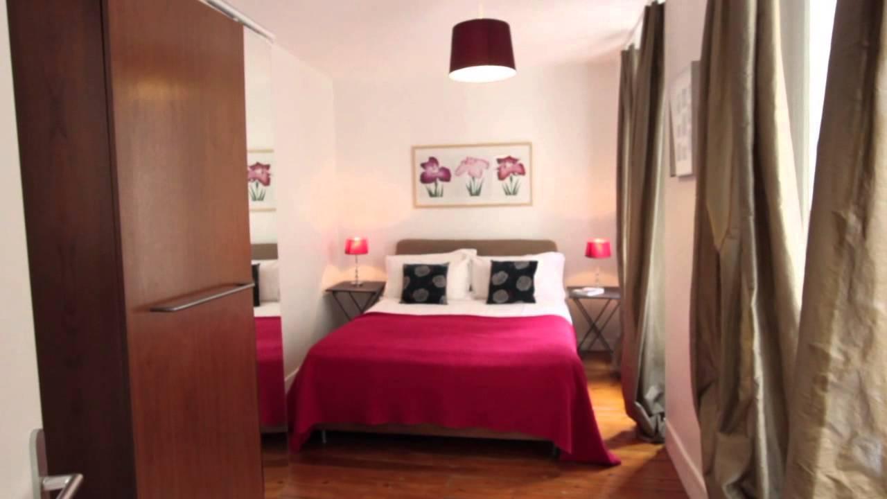 rue au maire 3rd arrondissement paris rental. Black Bedroom Furniture Sets. Home Design Ideas