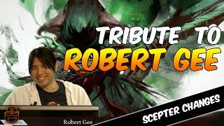 Guild Wars 2: Tribute to Robert Gee ft. Scepter Changes   Necromancer WvW Roaming   Gw2