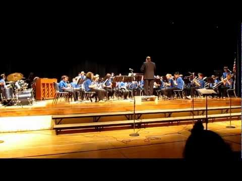 Great Balls of Fire - Springfield Township Middle School Band
