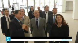آلان جوبيه يحذر من أي تدخل أجنبي في ليبيا