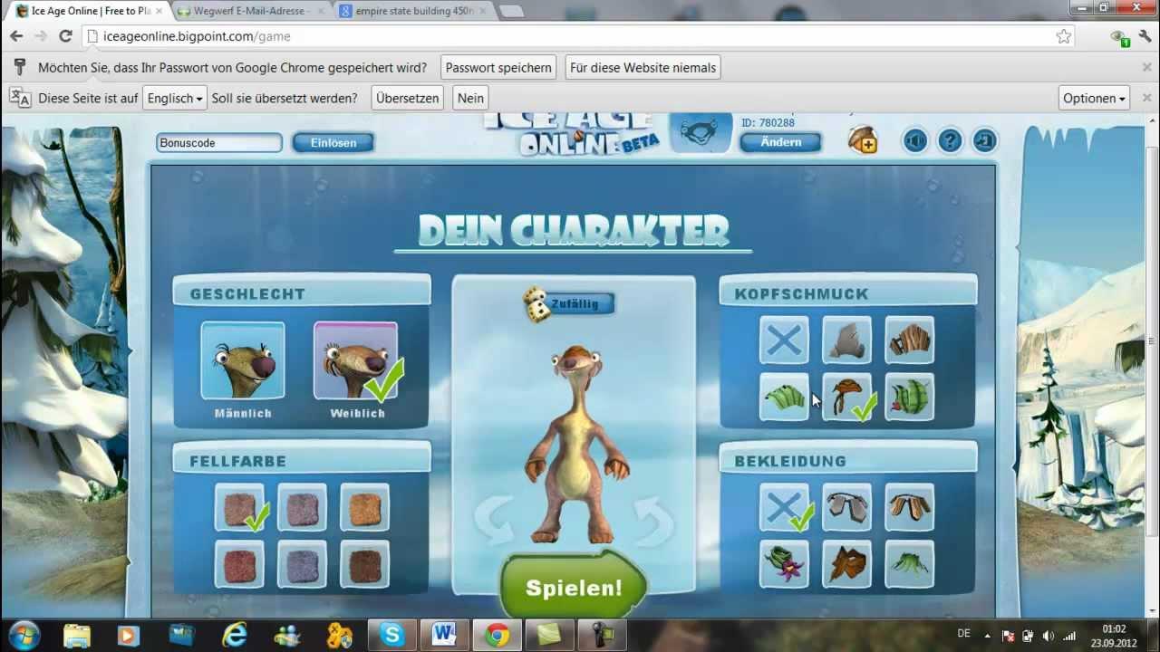 ice age играть онлайн