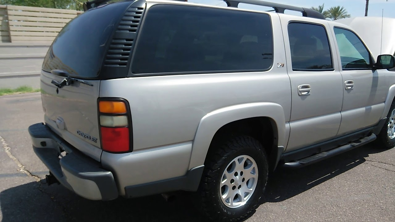 Phoenix Auto Sales >> 2004 Z71 Suburban Phoenix Auto Sales