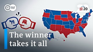 Whose votes count in the US election? +++ Final Presidential debate fact-checked | DW News