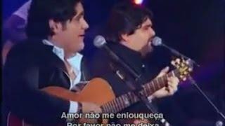 Baixar César Menotti e Fabiano - Fica Comigo {Palavras De Amor Ao Vivo} (2005)