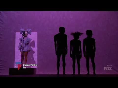 Sia - Cheap Thrills (Live on American Idol)