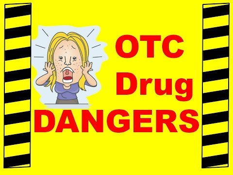 OTC Medicine Dangers Prescription Free Medications Risk Safety Training Video