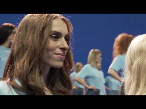 Miss Europe Continental 2019-Rehearsals Preview