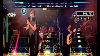 Rock Band 4 - Light Up The Night FB Gold Stars