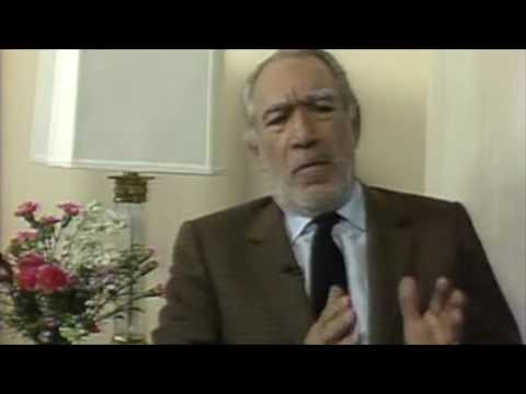 Anthony Quinn/Intense interview with this complicated man.