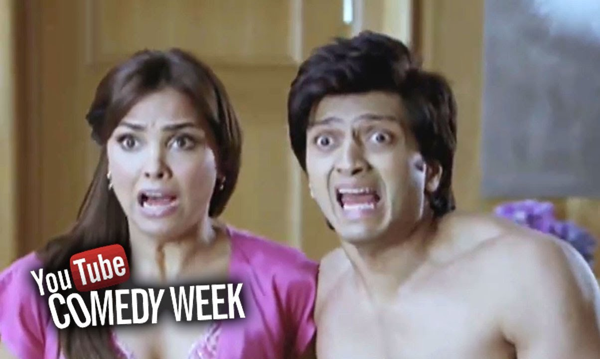 Download Riteish and Lara Dutta in trouble - Comedy Sequence - Housefull