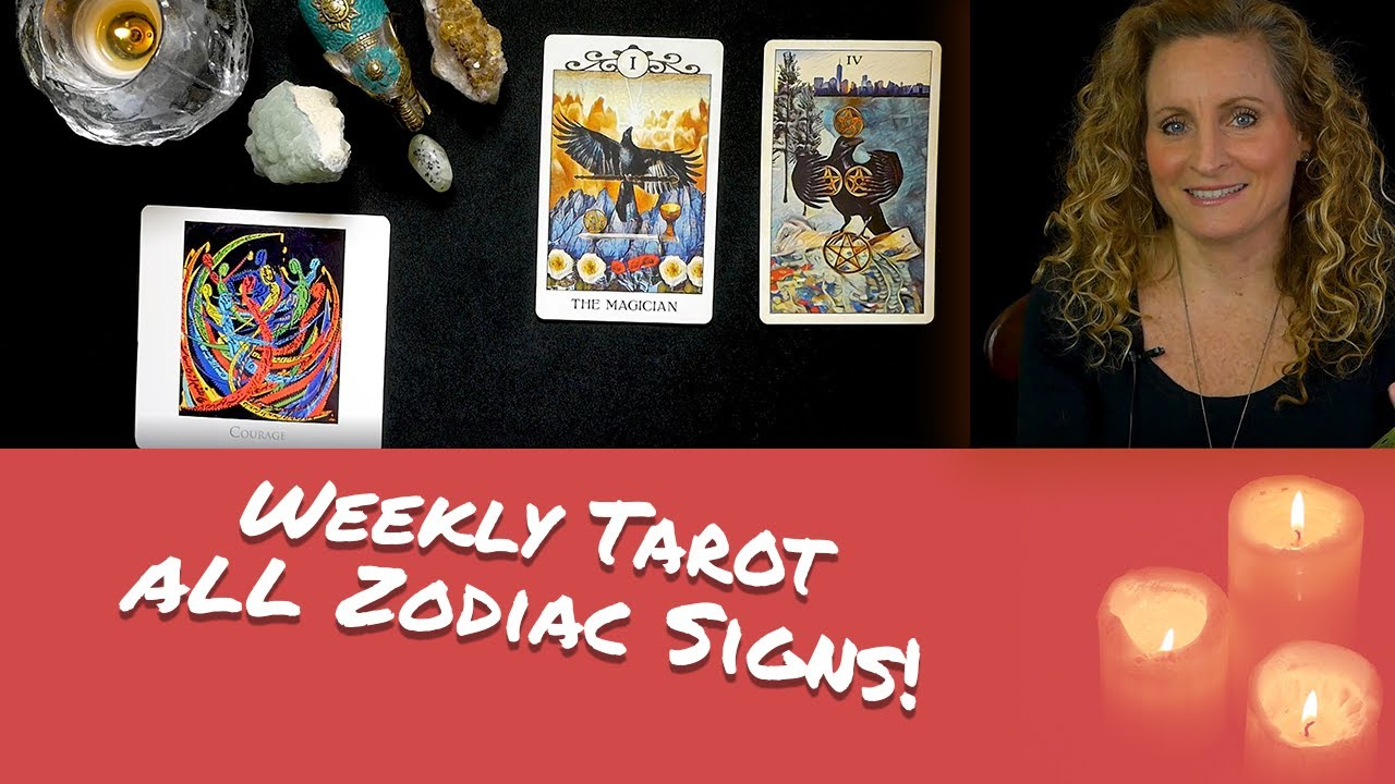 Weekly Tarot Reading for ALL Zodiac Signs With Rumi's Gift Oracle!