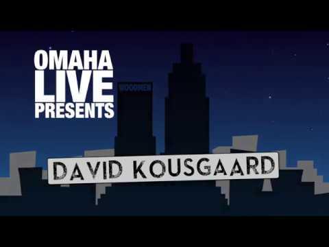 David Kousgaard on Omaha Live! 2016