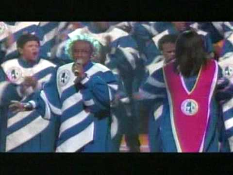 MISSISSIPPI MASS CHOIR LIVE - I'M NOT TIRED YET