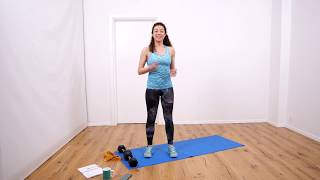 Антицелулитна тренировка - упражнения за целулитните зони