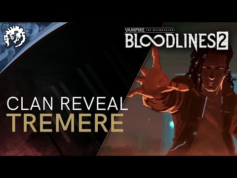 Clan Introduction - Tremere - Vampire: The Masquerade - Bloodlines 2