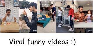 Fun videos Viral funny video Tiktok Mr Faisu Videos whatsapp status video