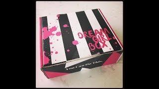 Dream Girl Box Unboxing