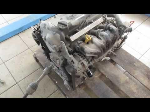 Замена двигателя 1.4 на 1.6 Киа Рио(Хендай Солярис)