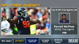 NFL Free Agency: Top 25 Free Agents Left Unsigned Featuring Ndamukong Suh, Eric Reid, NaVorro Bowman