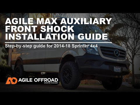 Frequently Asked Sprinter Van Questions & Answers - Agile Off Road