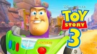 Buzz Lightyear Kids Videos for Kids Games to Play - Toy Story 3: The Videogame