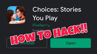 चॉइस स्टोरीज़ यू प्ले हैक | असीमित हीरे की पसंद की कहानियां जो आप खेलते हैं screenshot 2